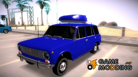 ВаЗ 2102 Resto for GTA San Andreas