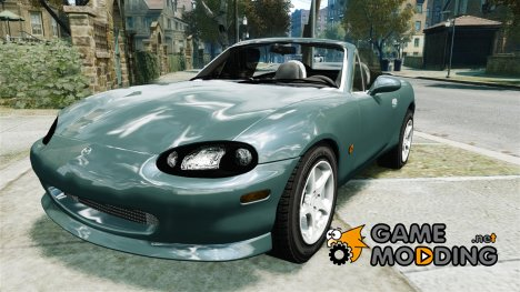 Mazda MX-5 Miata for GTA 4