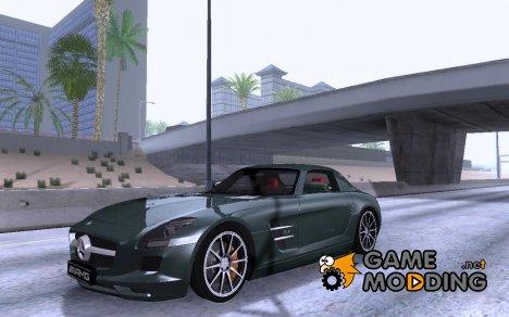2011 Mercedes-Benz SLS AMG V3.0 for GTA San Andreas