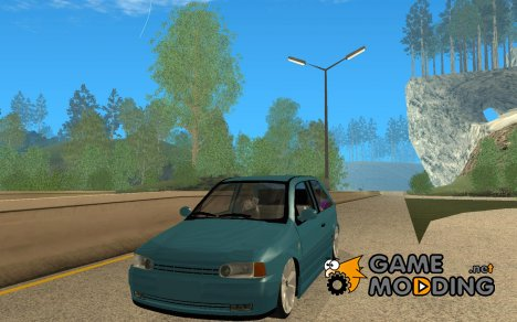 Volkswagen GOL G2 Tuning for GTA San Andreas