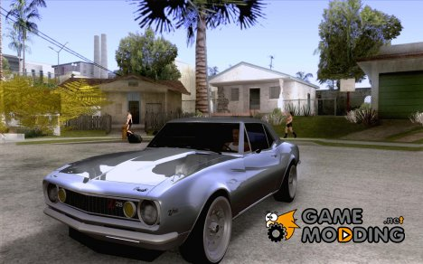 Chevrolet Camaro Z28 for GTA San Andreas