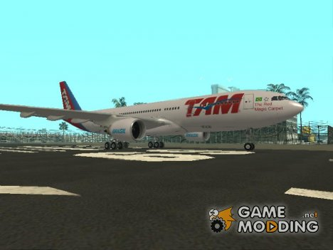 Airbus A330-223 TAM Airlines for GTA San Andreas