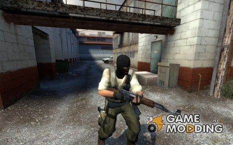 Modderfreak's Classic Phoenix Terrorist для Counter-Strike Source