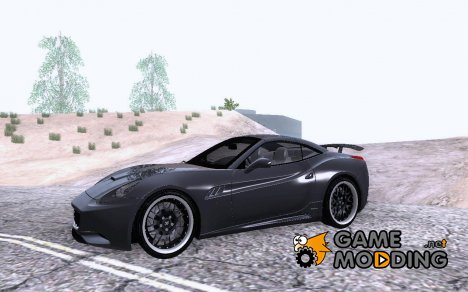 Ferrari California Hamann 2011 for GTA San Andreas
