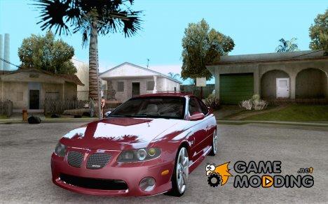 Pontiac FE GTO для GTA San Andreas