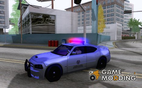 Dodge Charger  CSI Miami Unit для GTA San Andreas
