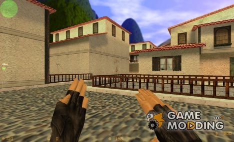 Re-Skinned Kung Fu Knife для Counter-Strike 1.6
