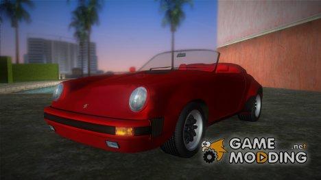 Porsche 911 Speedster для GTA Vice City