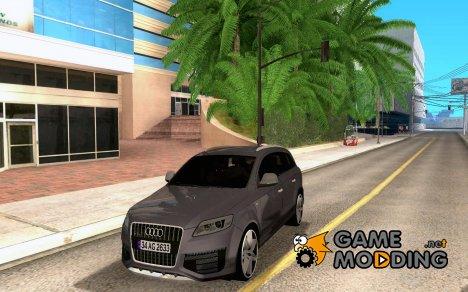 Audi Q7 V12 TDI 2011 для GTA San Andreas