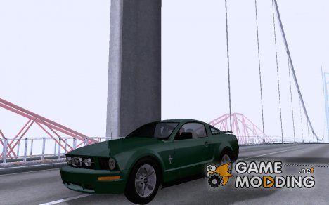 Ford Mustang Pony Edition '05 для GTA San Andreas
