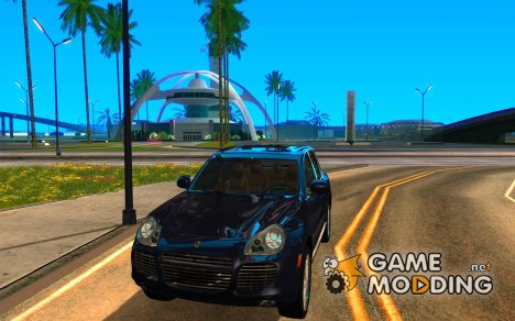 Porsche Cayenne Turbo for GTA San Andreas