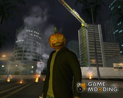 Helloween style ped для GTA San Andreas