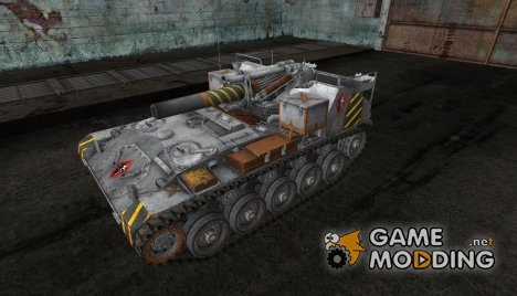 Шкурка для M41 (Вархаммер) for World of Tanks