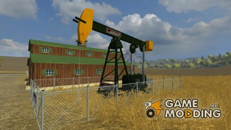 Westbridge Hills OILPUMP v 1.1 for Farming Simulator 2013