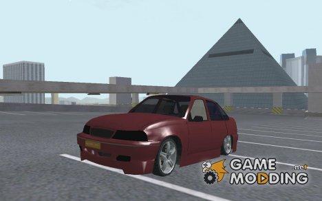 Daewoo Cielo Tuning для GTA San Andreas