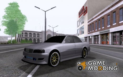 Toyota Chaser TourerV JZX100 for GTA San Andreas