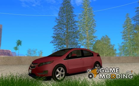 Chevrolet Volt Stock 2012 для GTA San Andreas