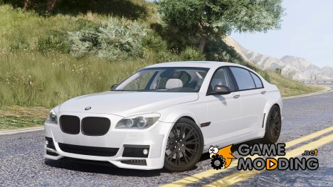 BMW Lumma CLR 750 1.3 for GTA 5