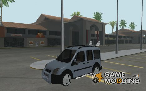 Ford Tourneo Connect для GTA San Andreas
