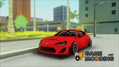 Subaru BRZ Rocket Bunny for GTA San Andreas