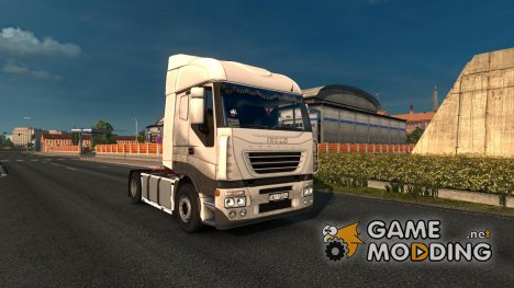 Iveco Stralis 430 for Euro Truck Simulator 2