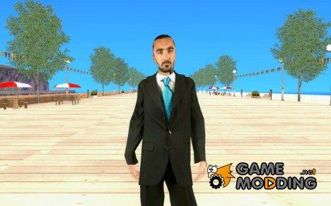 Бизнесмен для GTA San Andreas