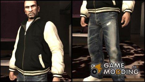 Одежда Луиса Лопеза для GTA 4