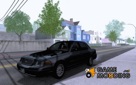 2003 Ford Crown Victoria для GTA San Andreas