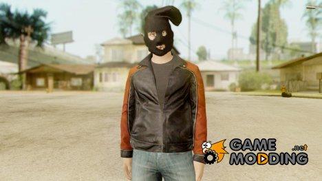 GTA V DLC Heist Robber for GTA San Andreas