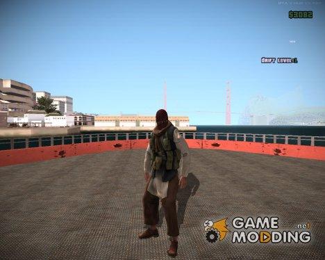 Талибский армеец v1 для GTA San Andreas