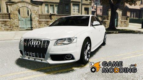 Audi S4 2010 v.1.0 for GTA 4
