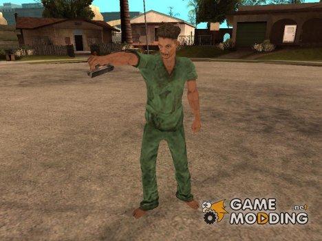 Больной пациент из Manhunt 2 for GTA San Andreas