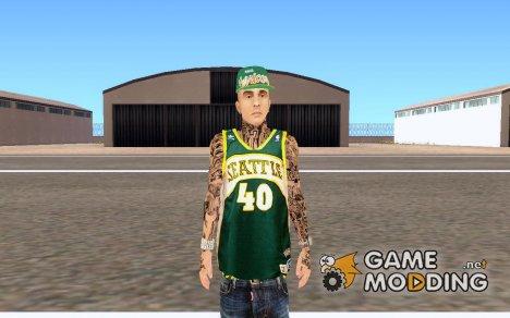 "Tim ""Drug"" Miller for GTA San Andreas"