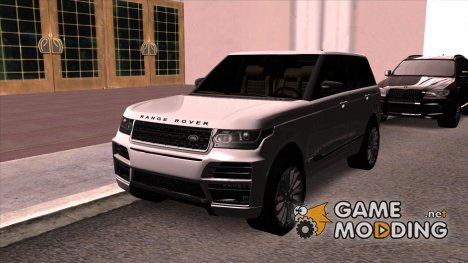 Range Rover Startech for GTA San Andreas