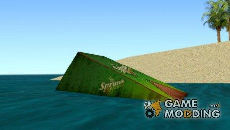 GTA Online Ramps for GTA San Andreas