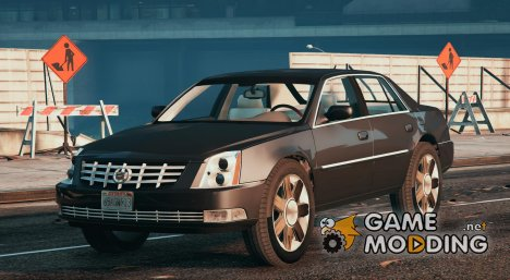 Cadillac DTS 2006 Donk for GTA 5
