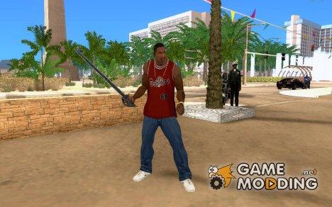 Saber for GTA San Andreas