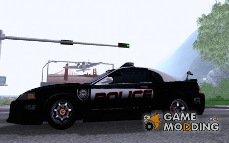 Ford Mustang Police for GTA San Andreas