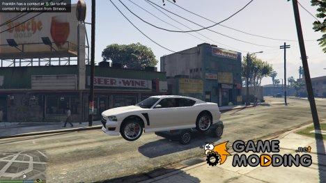 Гидравлика для GTA 5