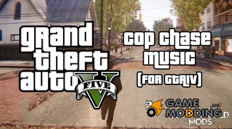 GTA V Wanted Music for GTA 4