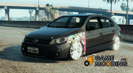 Volkswagen Gol G5 for GTA 5