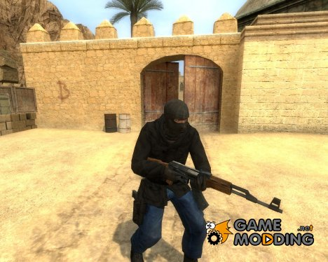 Black Artic for Counter-Strike Source
