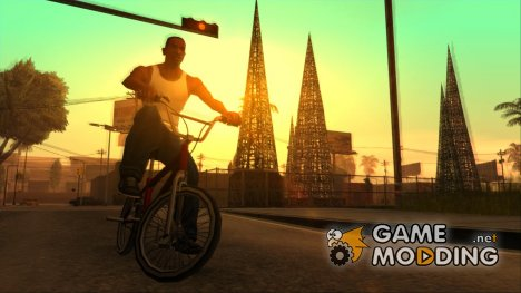 Original SA Remastered для GTA San Andreas