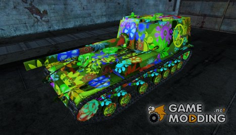 Объект-212 aiverr for World of Tanks
