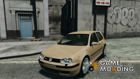 GOLF 4 GTI for GTA 4