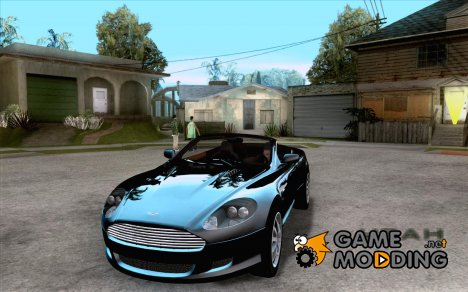 Aston Martin DB9 Volante v.1.0 для GTA San Andreas