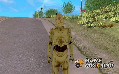 C3PO for GTA San Andreas