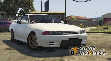 Nissan Skyline GT-R R32 for GTA 5