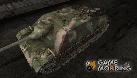 JagdPzIV 11 для World of Tanks