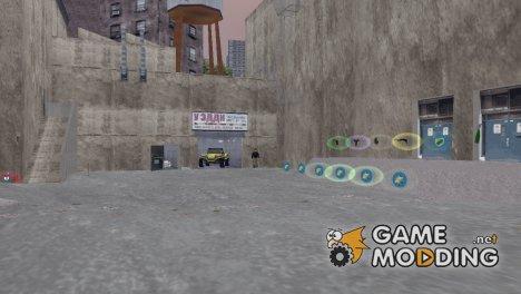 Супер сохранение с моим уникальным транспортом for GTA 3